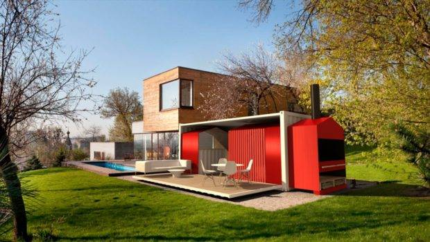 House Made Shipping Containers Container Design