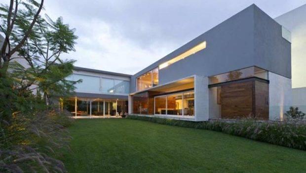 House Mexico City Modern Twentyfourseven Also