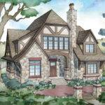 House Week Kitchen Heart Tudor Style Home Masslive