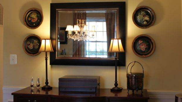 Houseography Dining Room Budget Decor