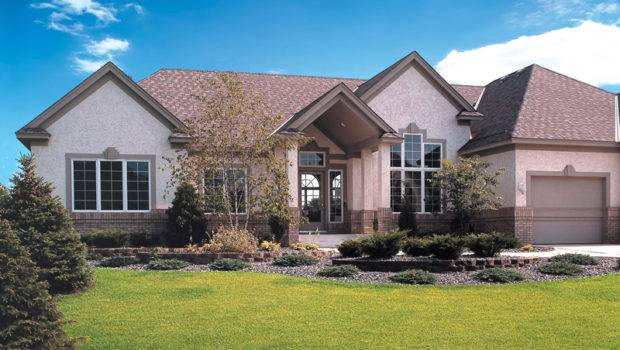 Houses Ranch Style Homes Walkout Basements