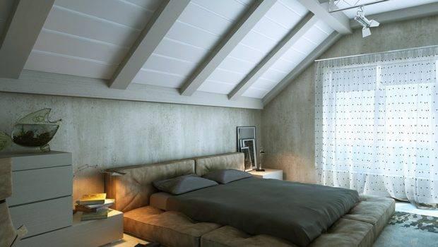 Ideas Attic Bedrooms
