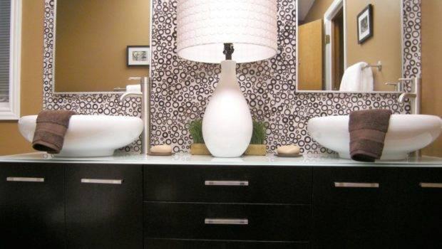 Ideas Bathroom Mirror Mosaic