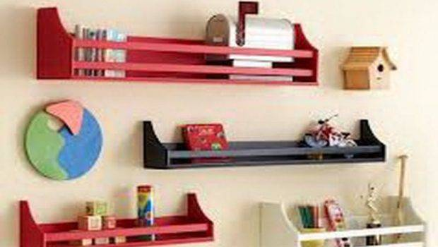 Ideas Beautiful Wall Shelves Books Design