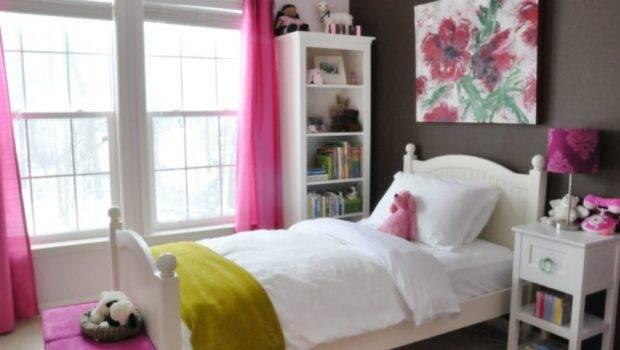 Ideas Curtain Girls Room Bedroom Design Teenagers