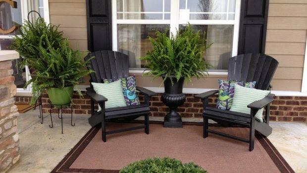 Ideas Cute Front Porch Decorating Second Sun