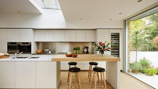 Ideas Decorate Scandinavian Kitchen Design