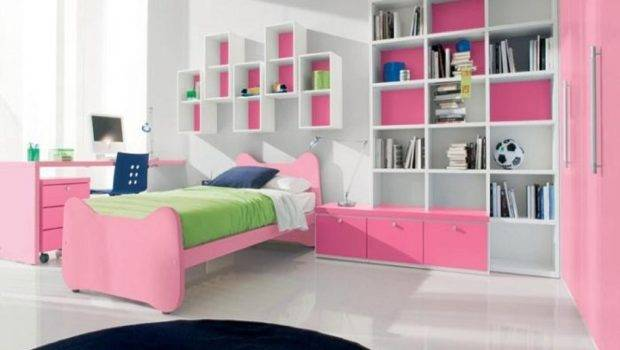 Ideas Decorating Bedroom Cool Teenage Girl