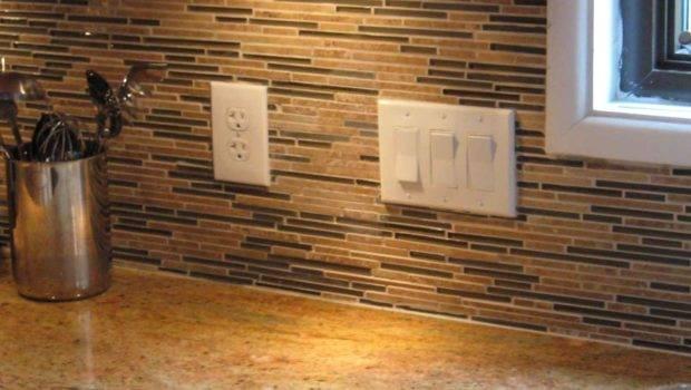 Ideas Design Creative Inspired Affordable Backsplash Kitchen