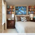 Ideas Designing Bedroom Bookshelves House