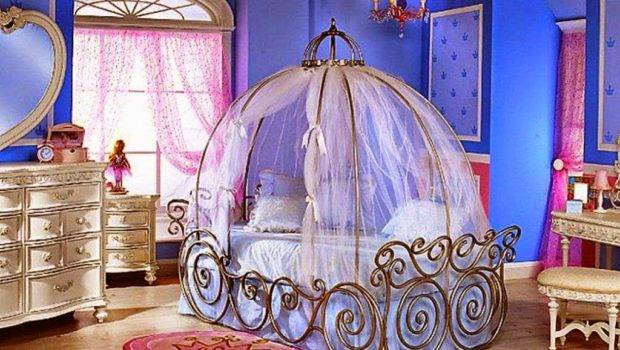 Ideas Diy Canopybed Frame Curtains