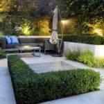 Ideas Exterior Beautiful Small Modern Garden Design
