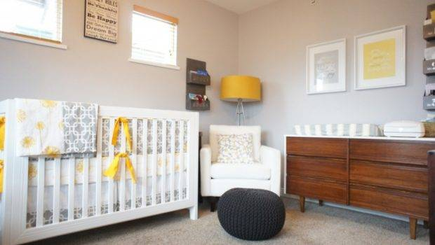 Ideas Innovation Gender Neutral Baby Room Spotlats