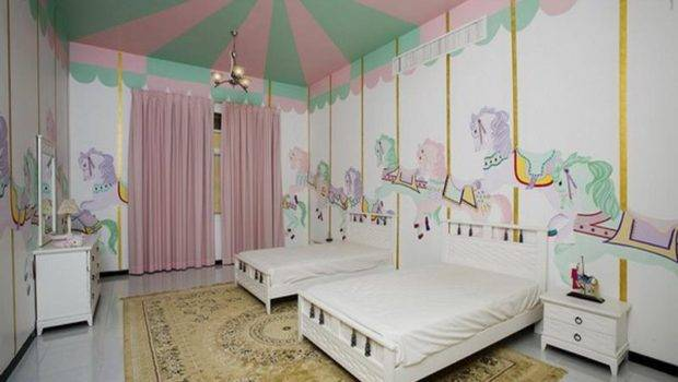 Ideas Little Girl Rooms Cool Decorating Stroovi