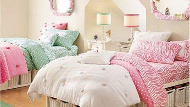 Ideas Little Girl Rooms Twin Bedroom Design Stroovi