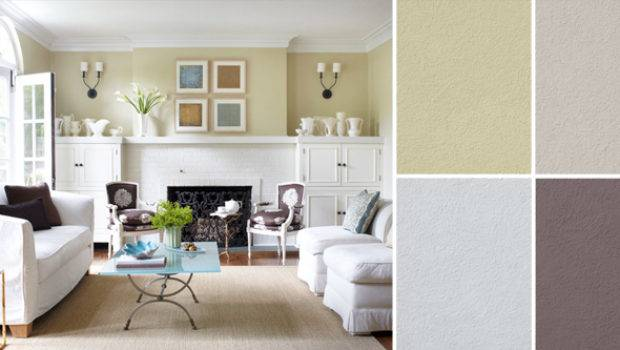 Ideas Living Room Colors Paint Palettes Color