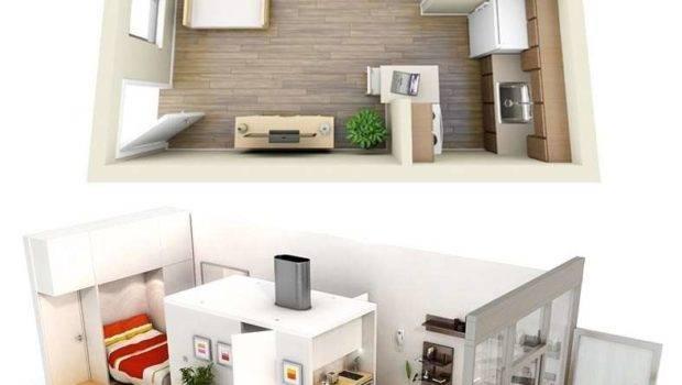 Ideas One Bedroom Apartment Floor Plans