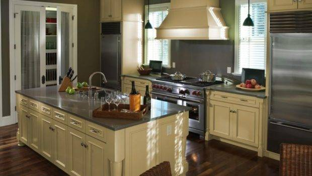 Ideas Refinishing Kitchen Cabinets