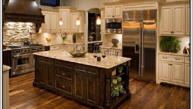 Ideas Repainting Kitchen Cabinets Home Design