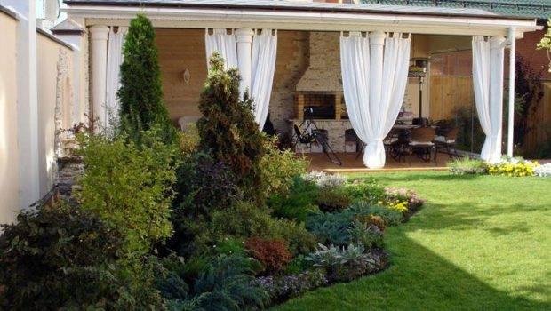 Ideas Small Backyard Landscape Design
