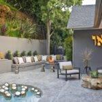 Ideas Small Gardens Terrace Design