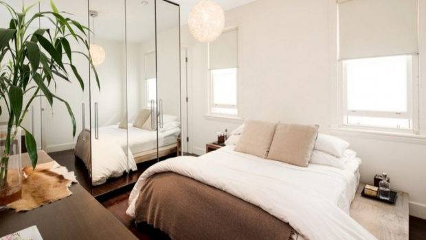 Ideas Tips Make Small Space Look Bigger Larger