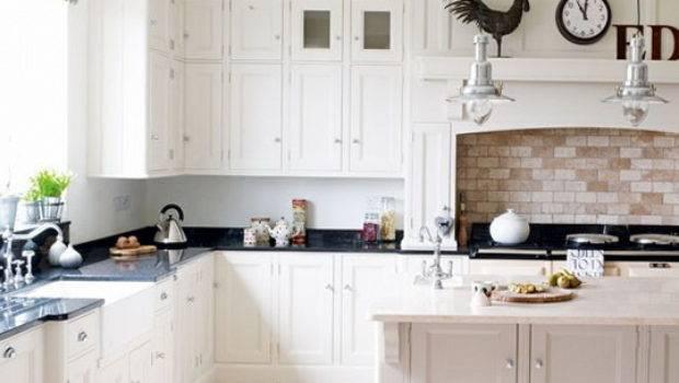 Ideas White Kitchens Home Garden Bedroom