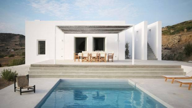 Idyllic Greek Villas Design Lovers