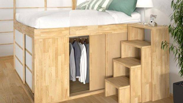 Impero Storage Beds Italform Design