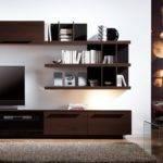 Impressive Living Room Design Cabinet Jpeg