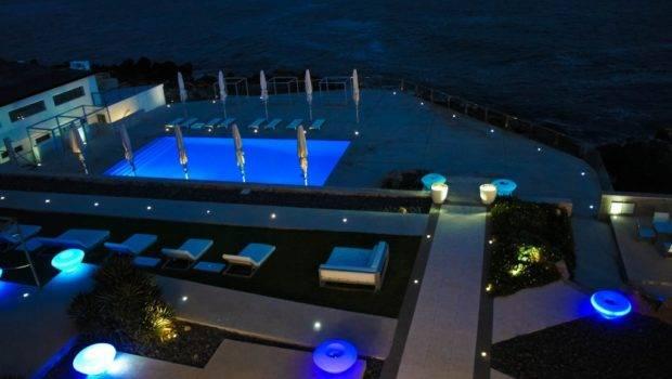 Impressive Swimming Pool Lights Lighting Ideas