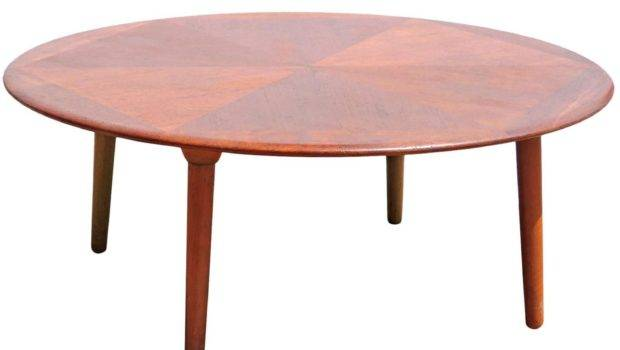 Inch Square Coffee Table Round