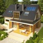 Incredible Bungalow Attic Home Design