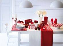 Incredible Christmas Dining Room Table Ideas Plans