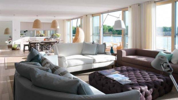 Incredible Fresh Smart Home Living Room Ideas