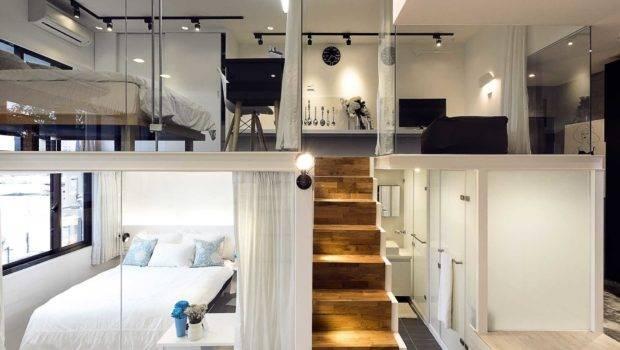 Incredible Modern Loft Bedroom Design Ideas Interior