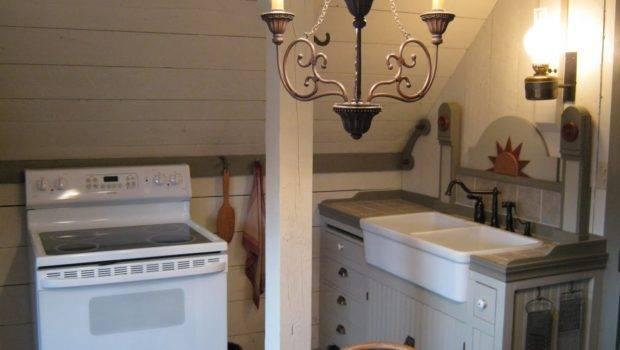 Indescribable Pioneer Homestead Studio Apartment Kitchen