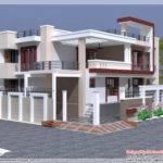 India House Design Floor Plan Kerala Home