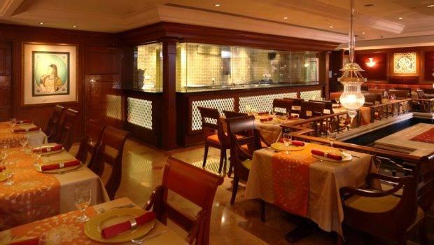 Indian Restaurant Interior Design Zalzala