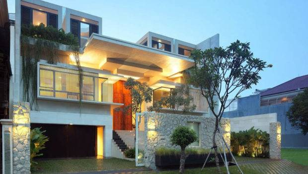 Indonesia Modern Homes Designs Home