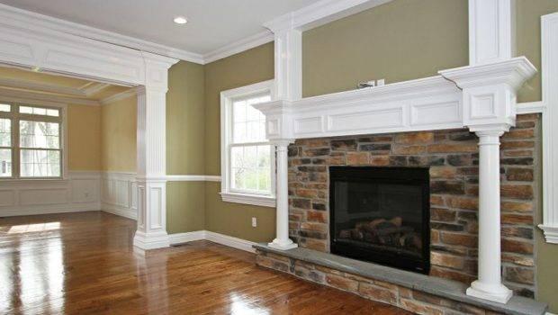 Indoor Fireplace Design Ideas Pint