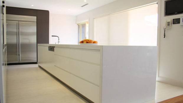 Indoor Floor Tiles Contemporary Kitchen Sydney
