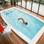 Indoor Lap Pool Cost Small Home Pools