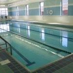 Indoor Pool Ames Racquet Fitness Center
