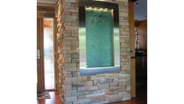 Indoor Wall Water Fountain Design Idea Decors