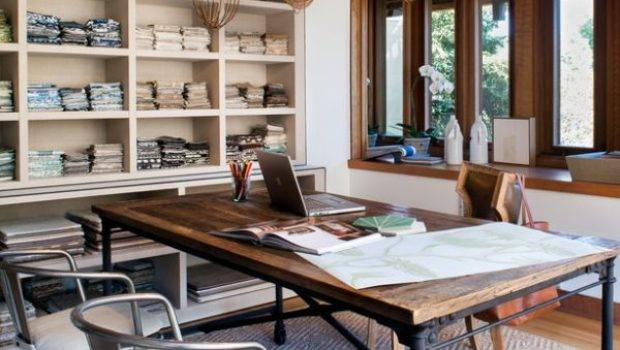 Industrial Home Office Designs Simple