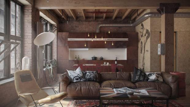 Industrial Interior Design Doors