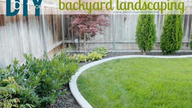 Inexpensive Diy Backyard Ideas Small Landscaping