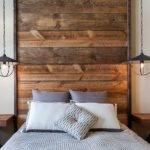Ingenious Wooden Headboard Ideas Trendy Bedroom