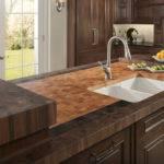 Innovative Traditional Style Butcherblock Countertop